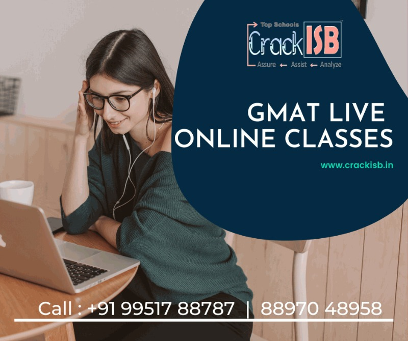 GMAT Coaching (India) in  listed under Education - Coaching / Tuitions