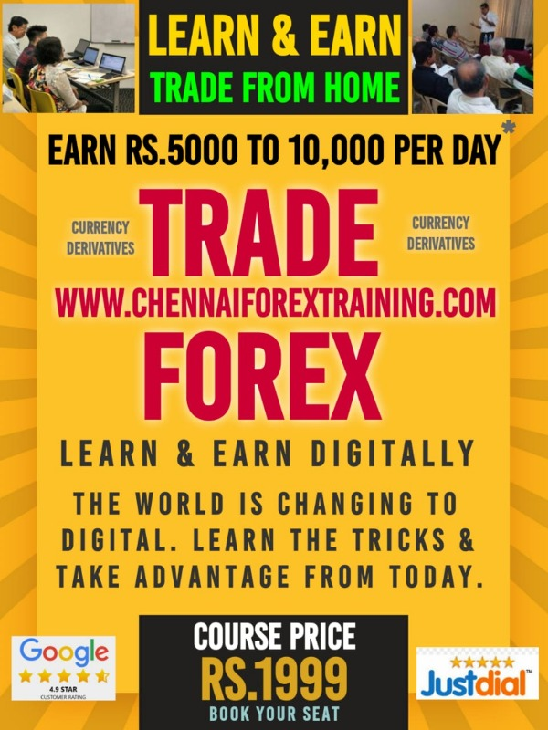 LEARN FOREX TRADING IN TAMIL in Chennai
