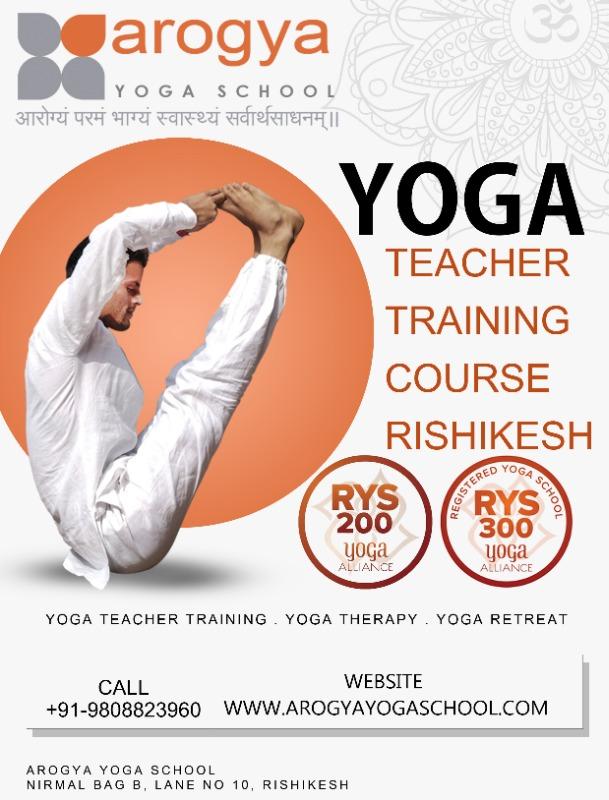 Best Yoga Teacher Training in Rishikesh, India in  listed under Education - Hobby Classes
