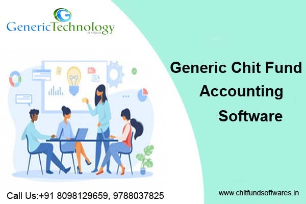 Generic Chit Fund Accounting Software in  listed under Services - Computer / Web Services