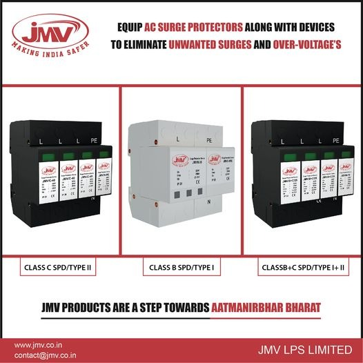 Use Surge Protection Device to Safe Building in  listed under Electronics - All Products