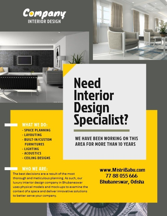 Wallpaper Installation and fixing services in Bhubaneswar, Wallpaper Installation in Bhubaneswar in  listed under Services - Other
