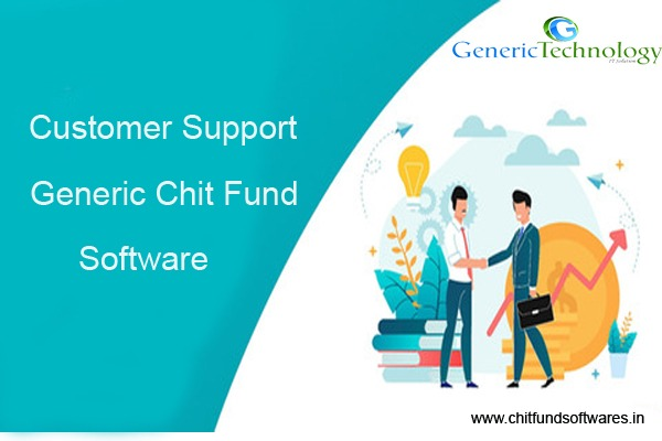 Customer Support Generic Chit Fund Software in  listed under Services - Computer / Web Services