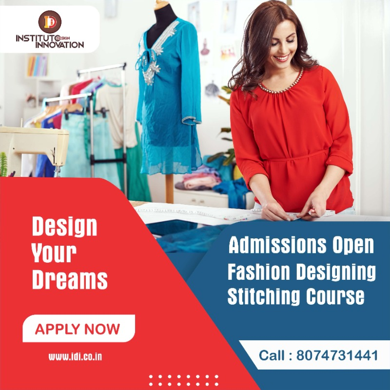 Fashion Design Course to Become Fashion Designer at IDI Institute in  listed under Education - Professional Courses