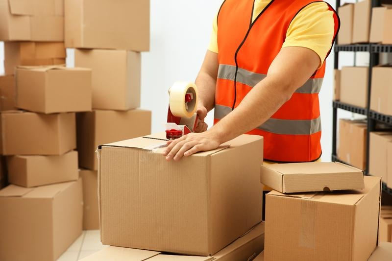 Fedex in  listed under Services - Courier Services