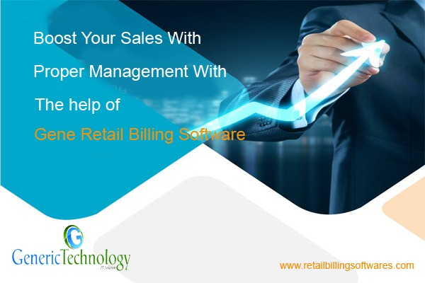 Boost Your Sales With Gene Retail Billing Software in  listed under Services - Computer / Web Services