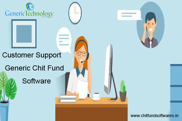 Customer Service Support Generic Chit Fund Software in  listed under Services - Computer / Web Services