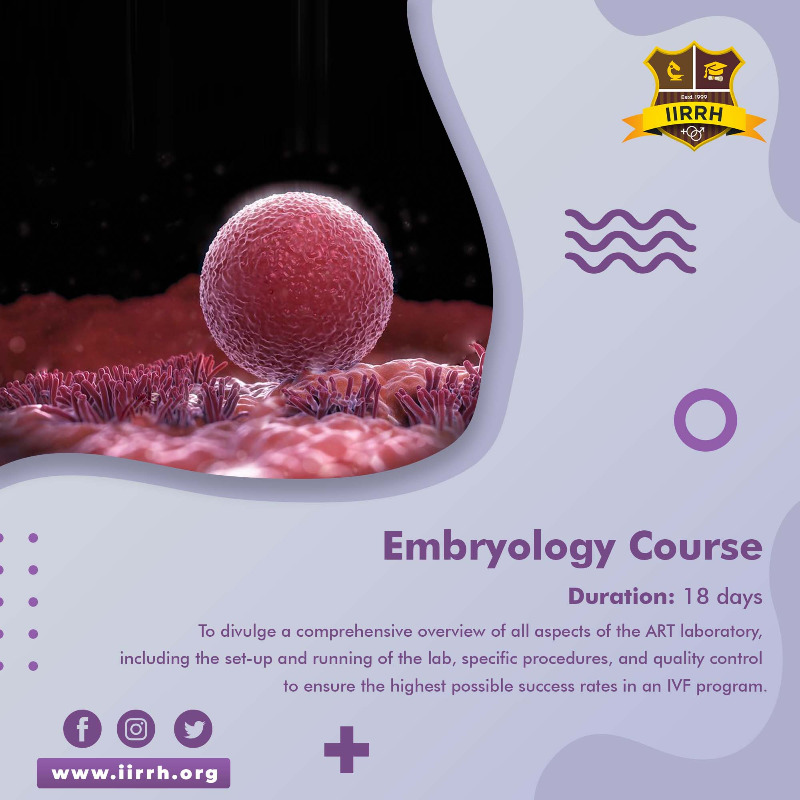 Looking for the finest Embryology course? in  listed under Services - Healthcare / Fitness