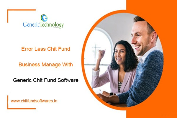 Error Less Chit Fund Business Manage With Generic Chit Fund Software in  listed under Services - Computer / Web Services