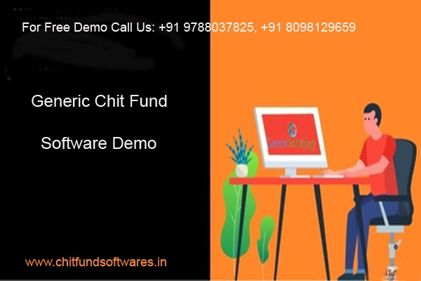 Generic Chit Fund Software Free Demo Download in  listed under Services - Computer / Web Services