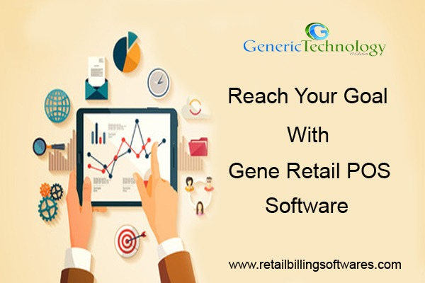Reach Your Goal With Gene Retail POS Billing Software in  listed under Services - Computer / Web Services