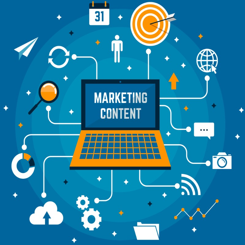 Content Marketing in  listed under Services - Computer / Web Services