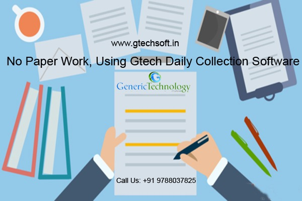No Paper Work Using GTech Daily Collection Software in  listed under Services - Computer / Web Services