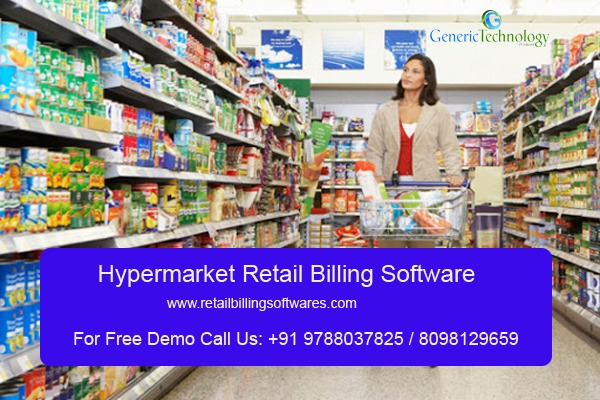 Gene Hypermarket Retail Billing Software in  listed under Services - Computer / Web Services