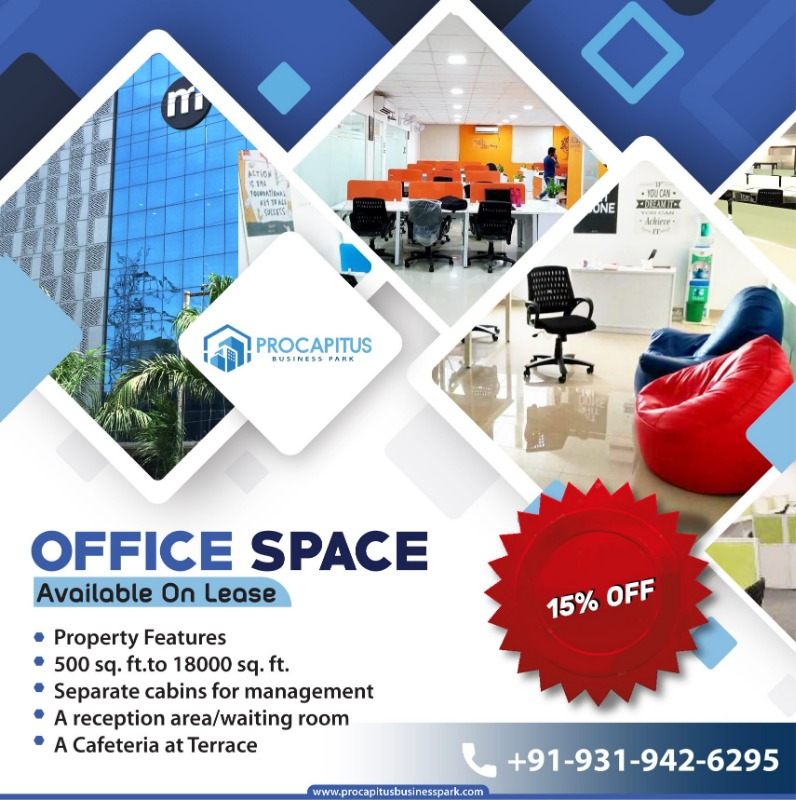 Office Space on Lease in Noida Sector 63- Grab our Deal in  listed under Real Estate - Office for Rent / Lease