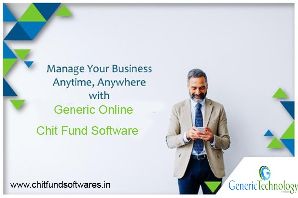 Generic Online Chit Fund Software Features in  listed under Services - Computer / Web Services