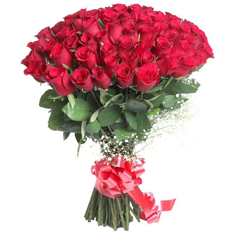 Send Bouquet of Beautiful Roses to her this Valentine Day in  listed under Lifestyle - Everything Else