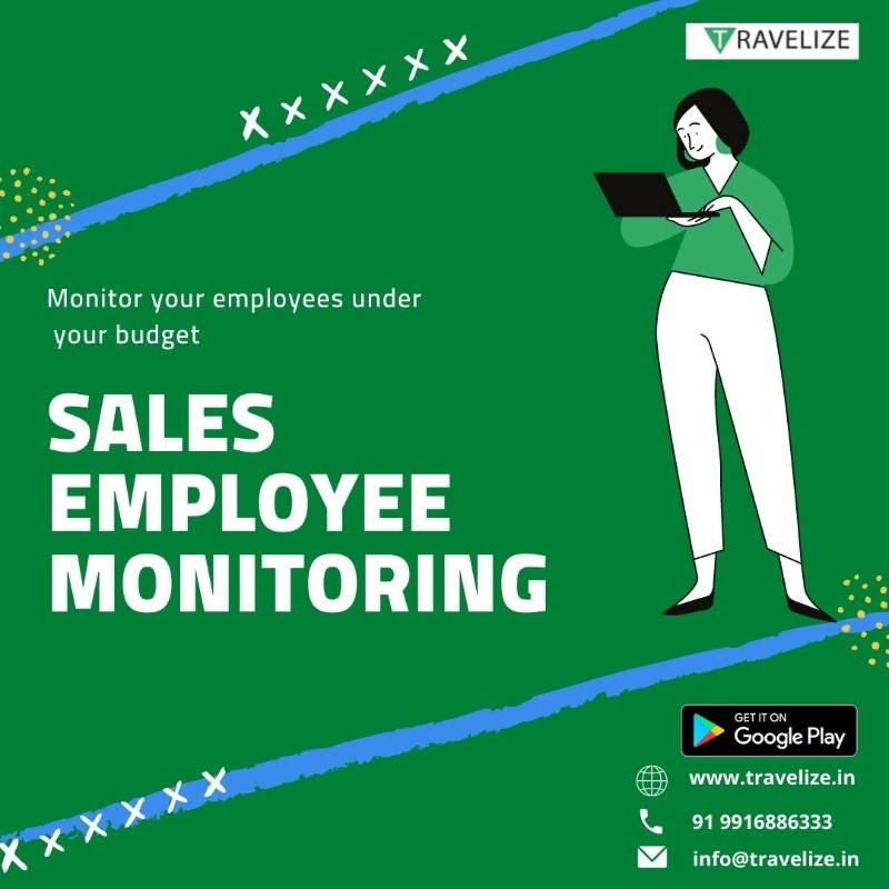 Employee Monitoring App in Travelize