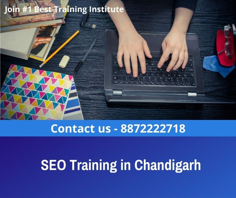 SEO Training in Chandigarh in  listed under Education - Professional Courses