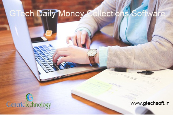 GTech Daily Money Collections Software in  listed under Services - Computer / Web Services