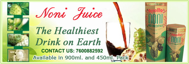 Noni Juice Benefits to Health