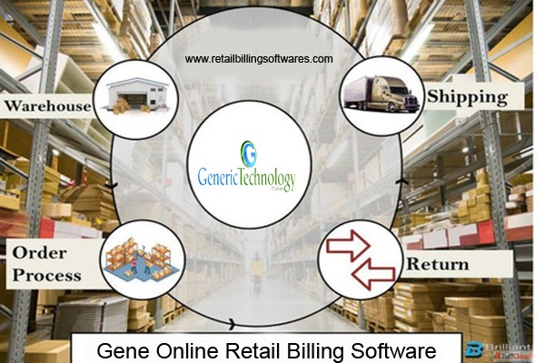 Gene Online Retail Billing Software in  listed under Services - Computer / Web Services