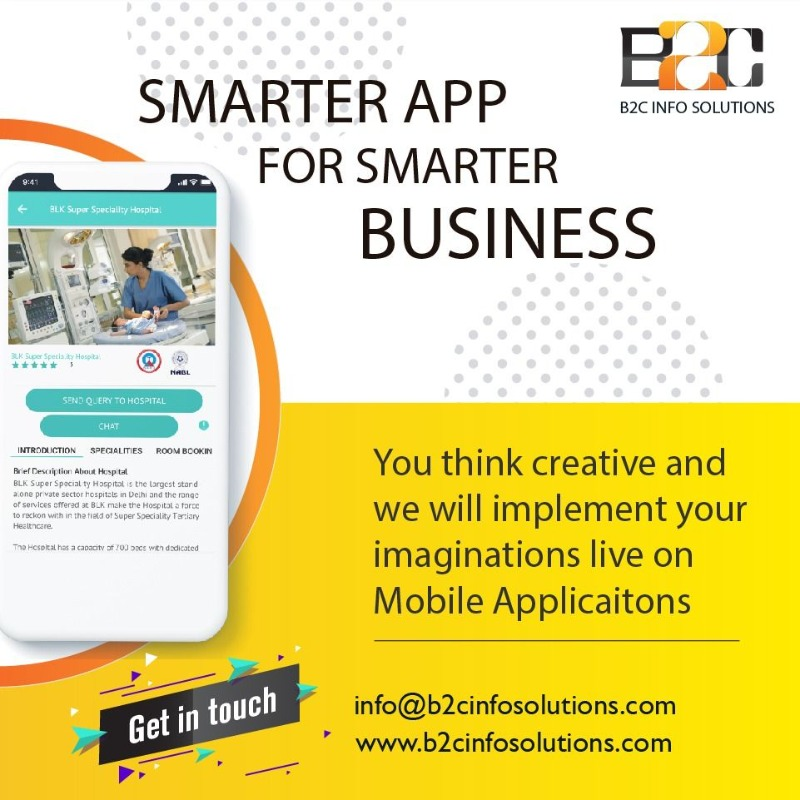 #1 Mobile App Development Company in Bangalore  in  listed under Services - Computer / Web Services