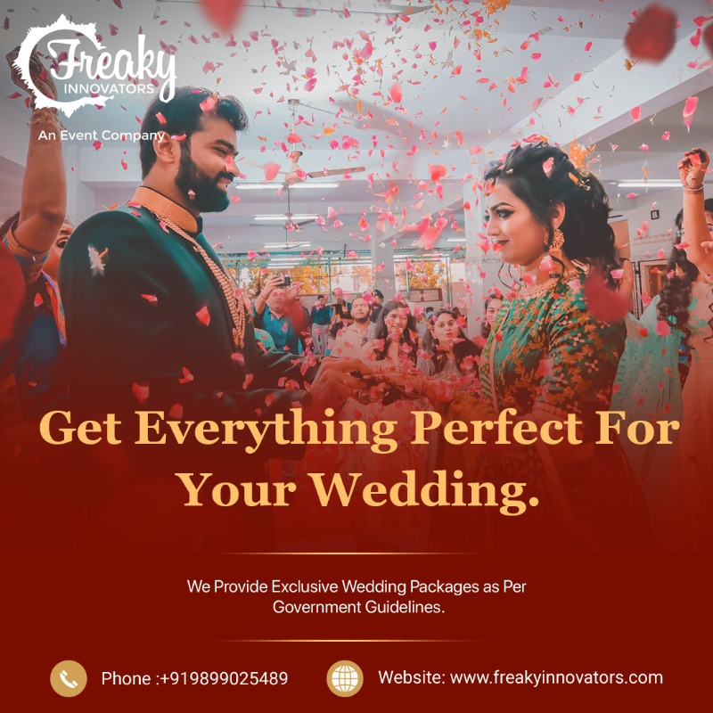 Luxury Wedding Planners in India in INDIA