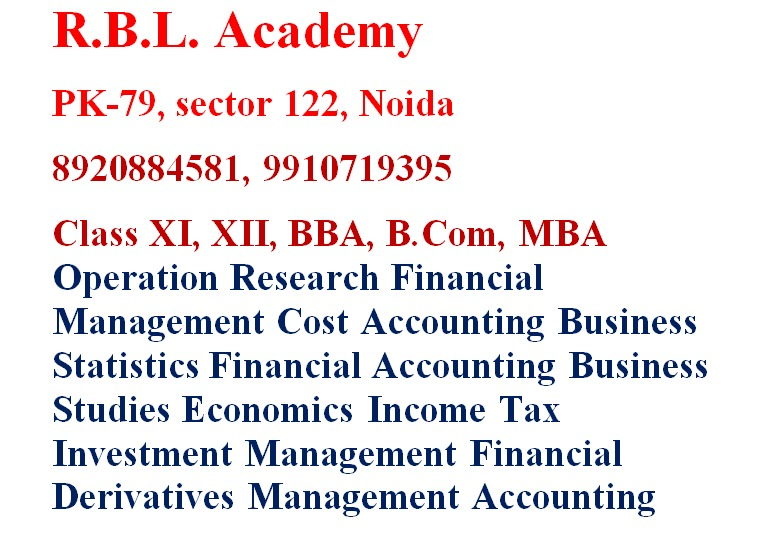 ECONOMICS tuition in sector 120 noida accounts tuition noida Class XI & XII ACCOUNTS BUSINESS STUDIE in  listed under Education - Coaching / Tuitions