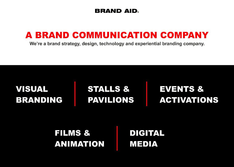 Branding Strategy Consulting Company in Ahmedabad - Brand Aid in  listed under Services - Advertising / Design