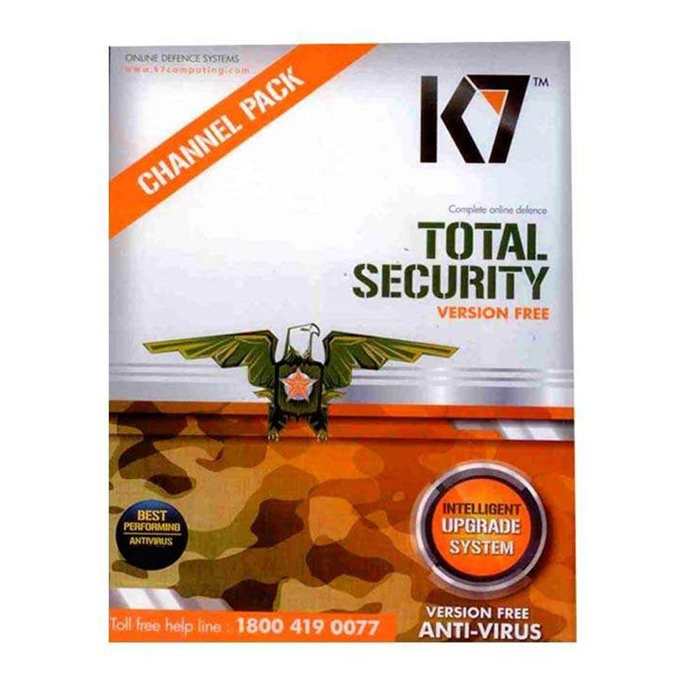 Buy online atwww.bestshoppee.com for K7 Total Security 5 User 1 Year