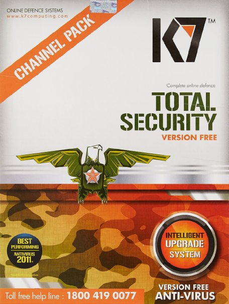 Buy online at www.bestshoppee.com for K7 Total Security 5 User 1 Year