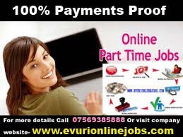 Simple Typing work from Home/ Part Time Home Based Computer Job in  listed under Jobs - Online Jobs