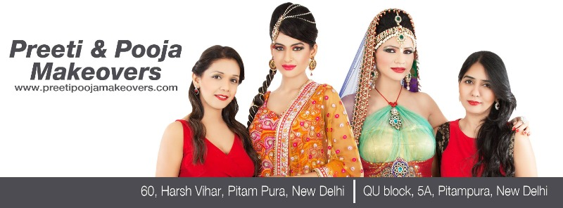 Best Makeup Courses in Pitampura- Preeti & Pooja Makeovers in  listed under Offerings - Anything on Sale