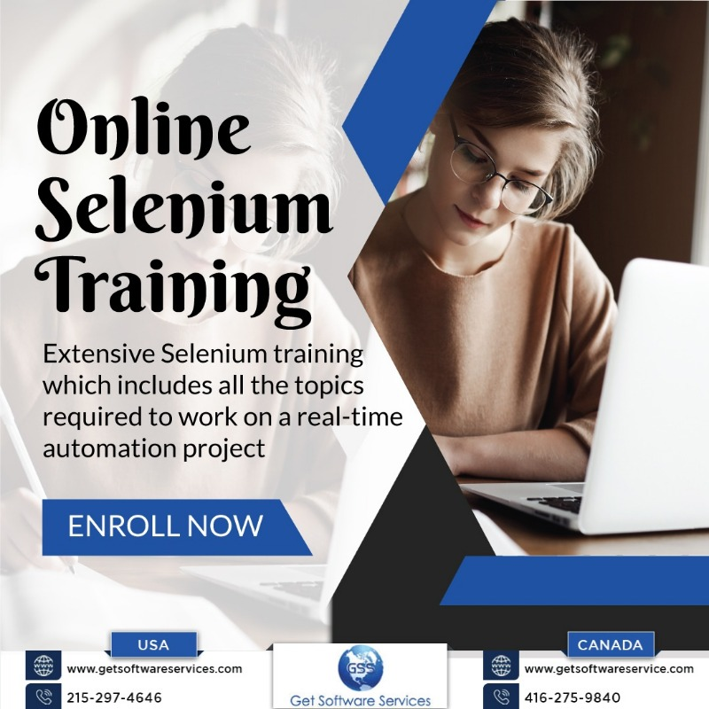 Online Selenium Training Course in  listed under Education - Training Centers