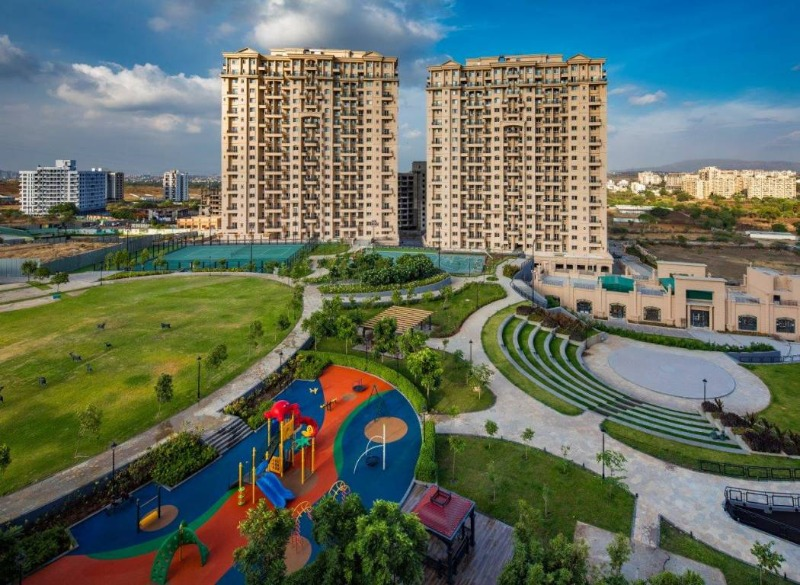 2 BHK Flats in Pune in  listed under Real Estate - Appartments for Sale
