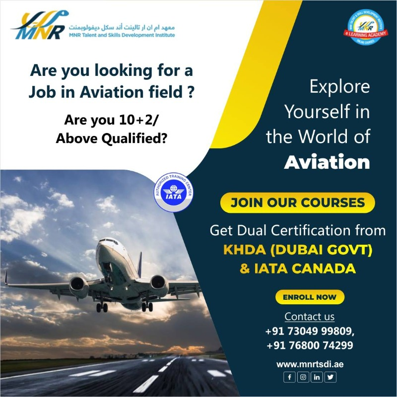 IATA cargo introductory course in Telangana in  listed under Education - Professional Courses