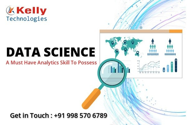 Attend for Free Interactive Webinar on Career in Data Science by Kelly Technologies  in  listed under Education - Coaching / Tuitions