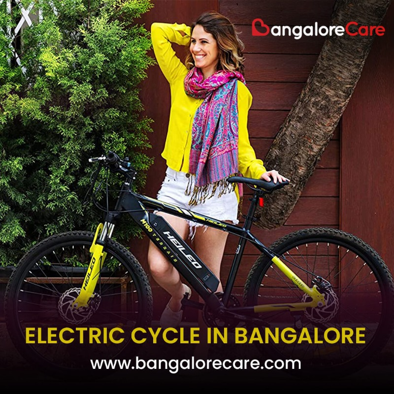 Best Electric Bicycles - Bangalorecare.com in  listed under Cars n Bikes - Bicycles