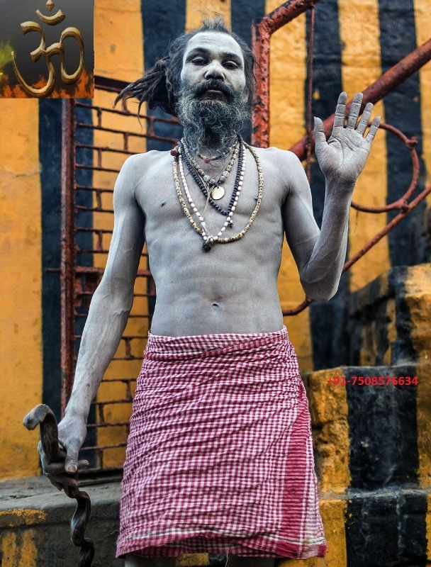 Love Problem Solution Aghori Baba Ji +91-7508576634 in  listed under Services - Astrology / Numerology