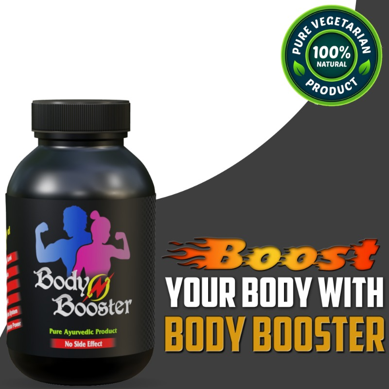 Body Booster   Ayurvedic Weight Gainer Powder  Helps in Weight Recovery and Improves Stamina  in  listed under Offerings - Anything on Sale