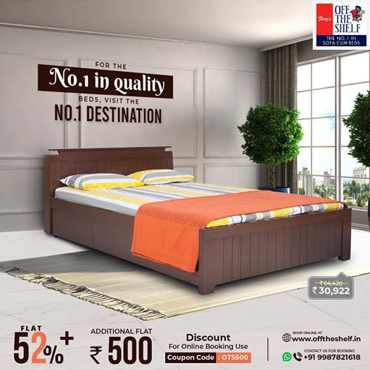 Home furniture online in Mumbai – Offtheshelf in  listed under Offerings - Anything on Sale