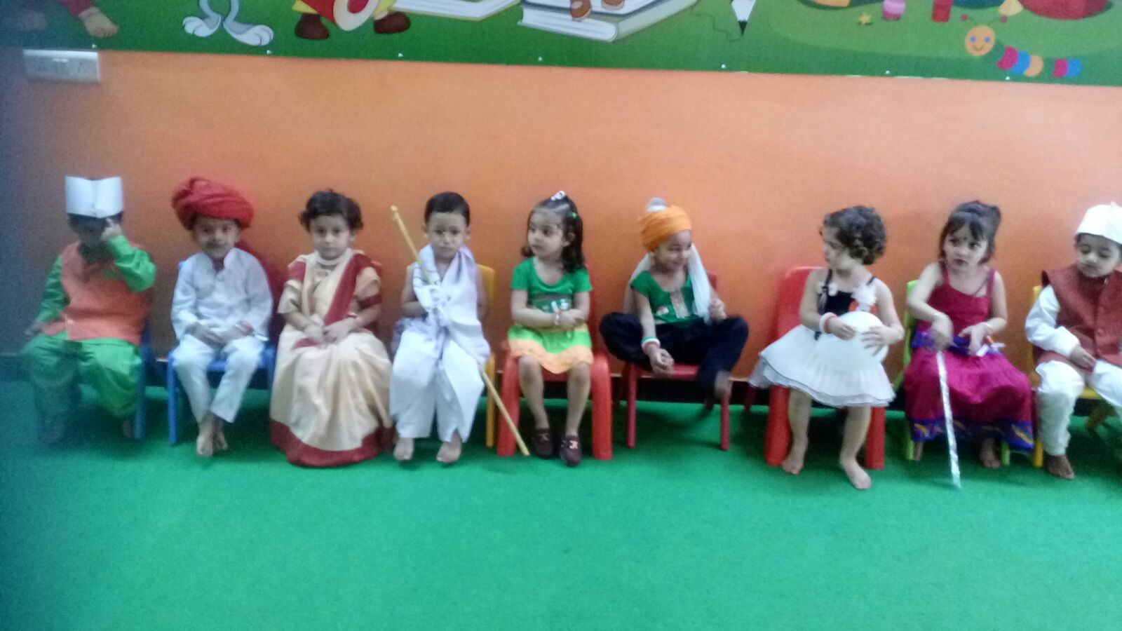 Bragnam Play school or Abacus Franchise in Chandigarh
