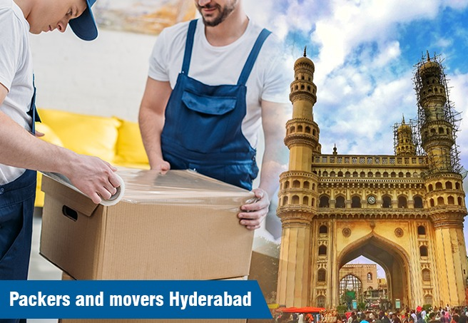 Best Packers and Movers in Hyderabad in  listed under Services - Movers n Packers