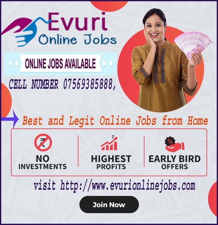 Full Time / Part Time Home Based Data Entry Jobs in  listed under Jobs - Work from Home