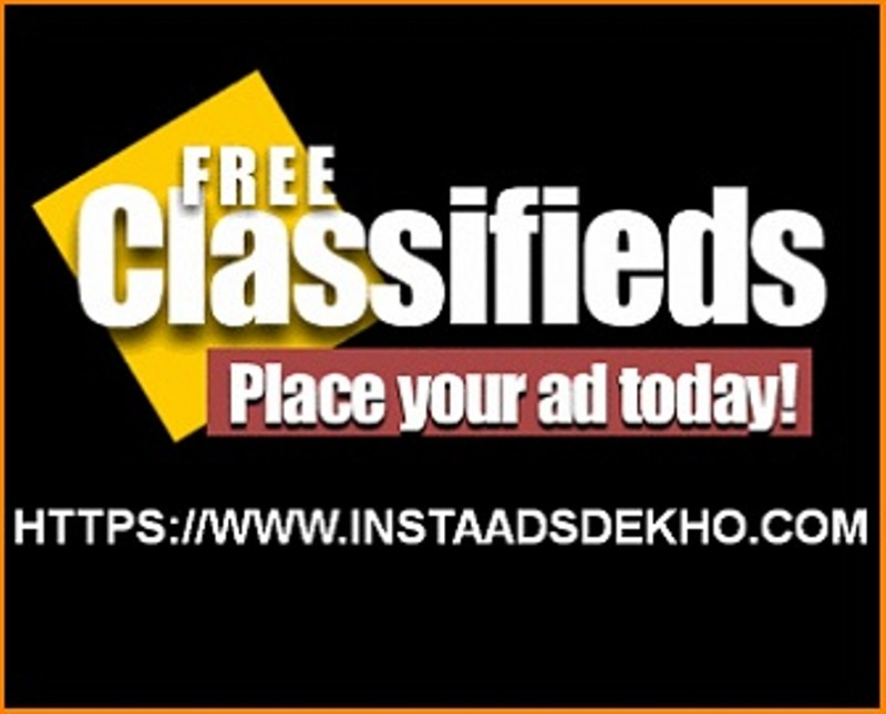 Post your free ads on India's best free classified site in  listed under Jobs - Part Time Jobs