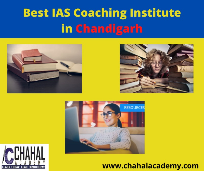 Best IAS Coaching in Chandigarh with Low Fees- Chahal Academy in  listed under Education - Coaching / Tuitions
