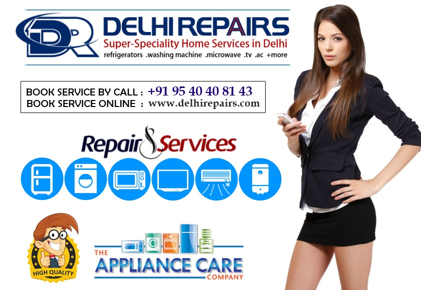 Delhi's Leading Home Appliance Repair Company - DelhiRepairs