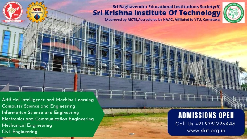 Top Engineering college in Bangalore in  listed under Education - Colleges