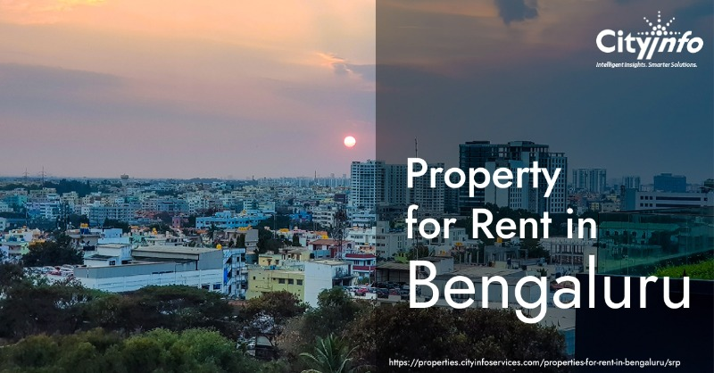 Property for rent in Bengaluru | PropertiesCityinfo Services in  listed under Real Estate - Office for Rent / Lease